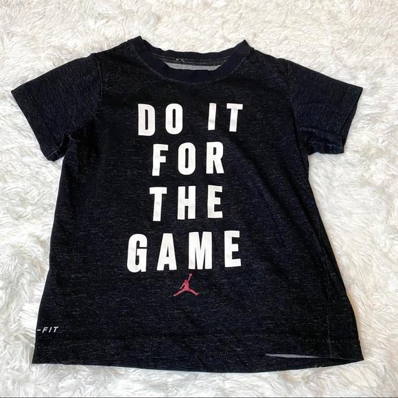 Nike Jordan Jumpman Do It For The Game TShirt